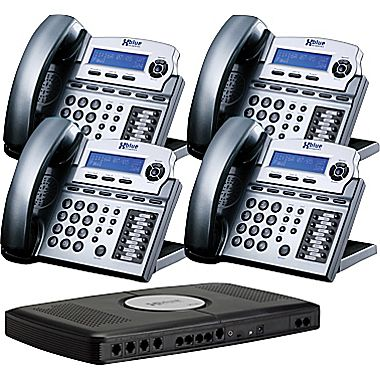 Xblue X16 phone system sales installation